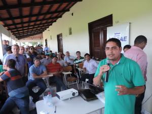 Zé Inácio acompanha expedição de Itans e conhece projeto de piscicultura.