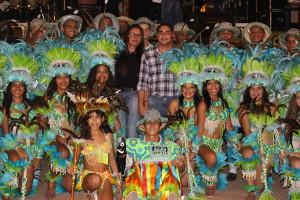 Deputado Zé Inácio parabeniza festa junina em Itinga do Maranhão.