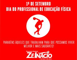 DIA DO PROFISSIONAL EDUC FIS
