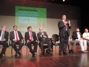 Zé Inácio é um dos parlamentares que defende a democratização das comunicações.