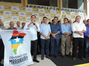 Deputado Zé Inácio destaca o investimentos em educação no município  da Baixada Maranhense.