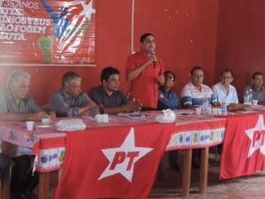 Zé Inácio marca presença em Encontro Regional em Mirador