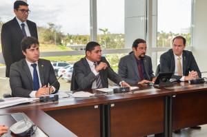 Zé Inácio fez novos encaminhamentos com o objetivo de dar continuidade ao TAC.