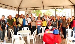 Foto/Legenda (AscomSindjus/MA): Os deputados propõe reunião de conciliação para a próxima sexta-feira (27).